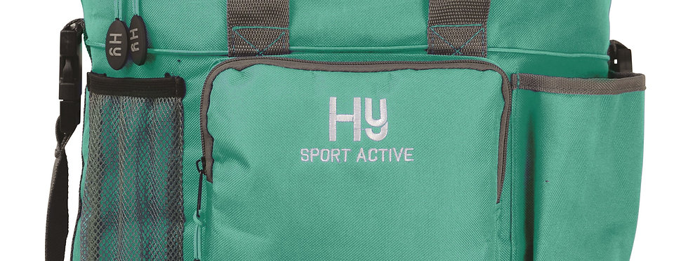 Hy Sport Active Grooming Bag spearmint green