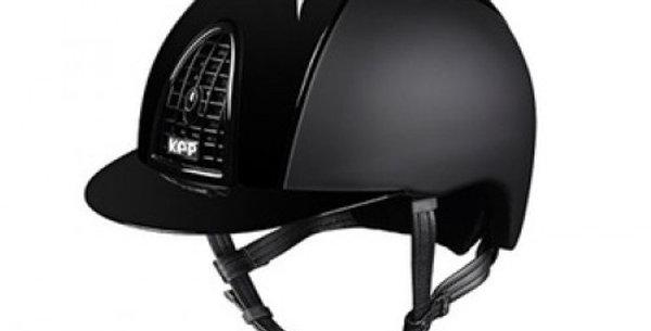 KEP CROMO T POLISHFRONT RIDING HAT