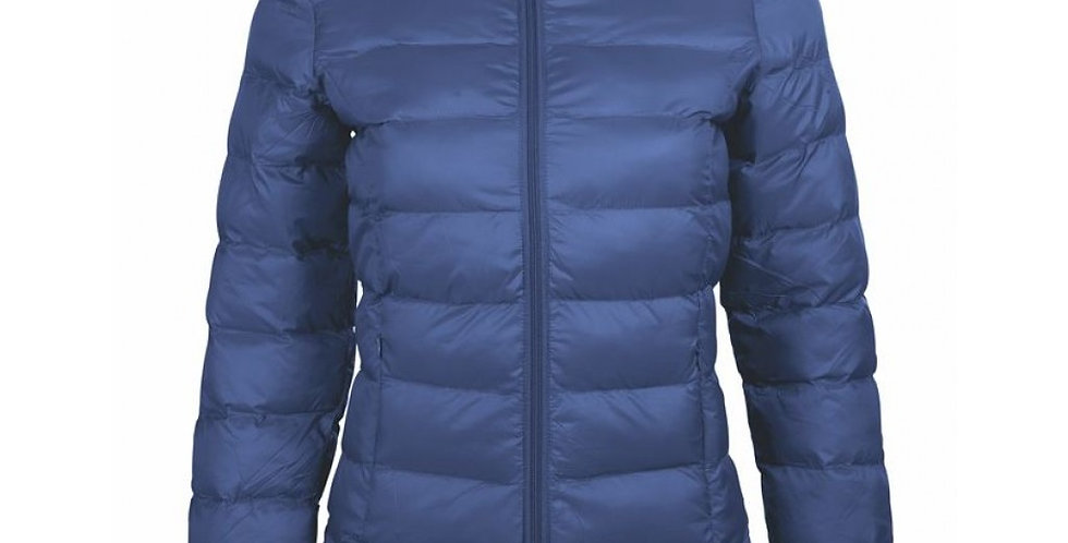 HKM Quilted Jacket - Lena - Navy