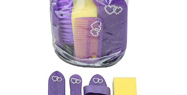 Elico Wexford Glitter Grooming Kit