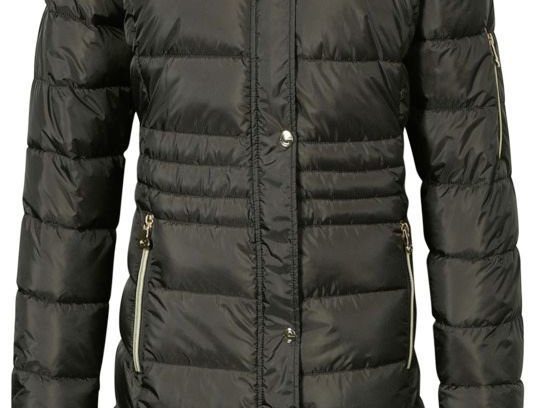 Covalliero Ladies Long Quilted Coat