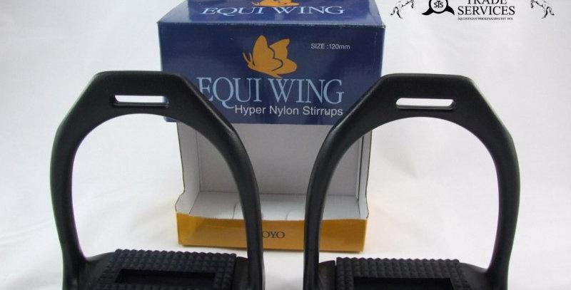 Equi-Wing Hyper Nylon Stirrups