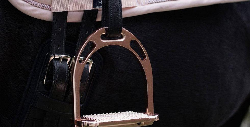 Rose Gold Aluminium stirrup