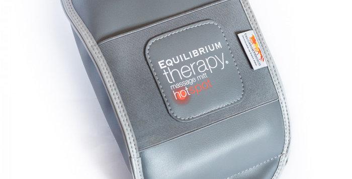 Equilibrium Therapy Massage Mitt Hotspot Heat Pad