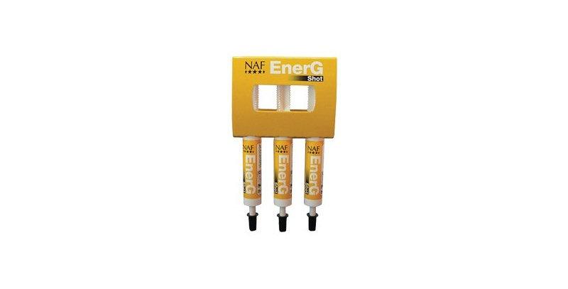 NAF Energ Shots 30ml (Pack of 3)