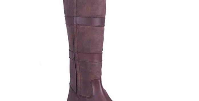QHP Daan Outdoor Boot - Brown