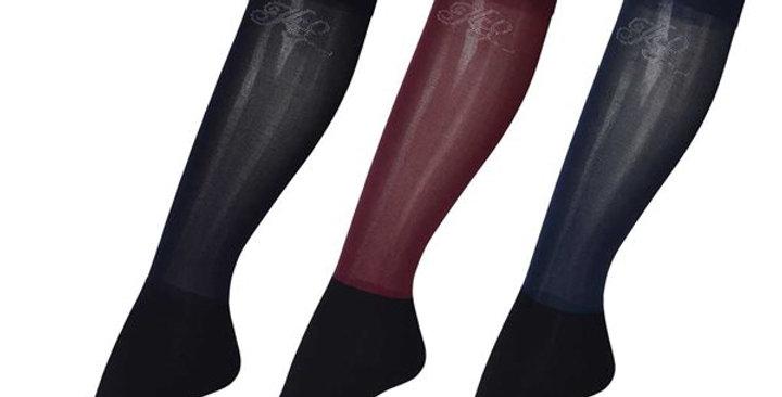 Kingsland Lidwal Show Competition Socks ~ Pack of 3