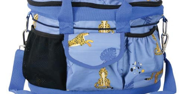 Hy Equestrian Chico the Cheetah Grooming Bag