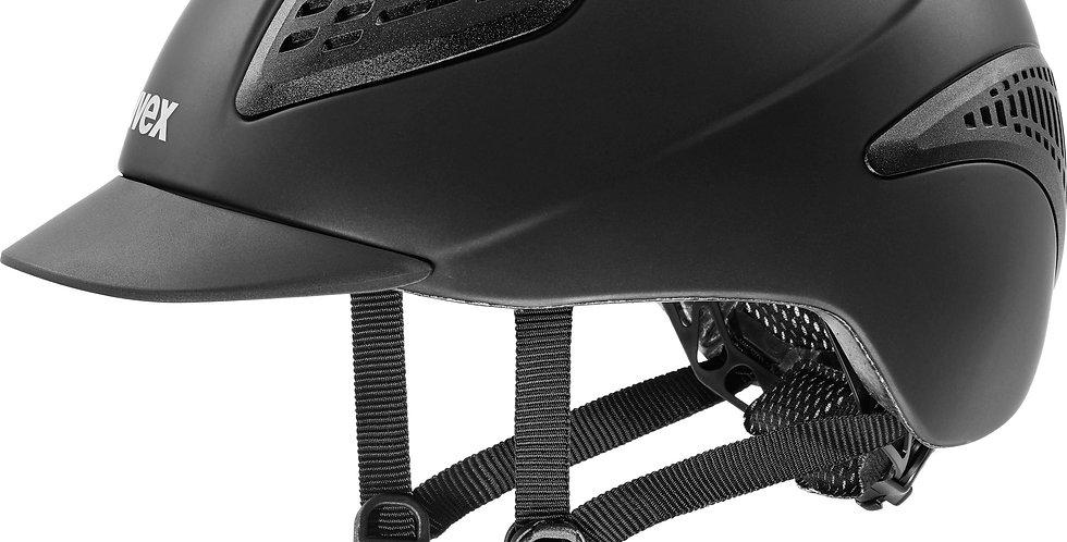Uvex Exxential II Black Mat
