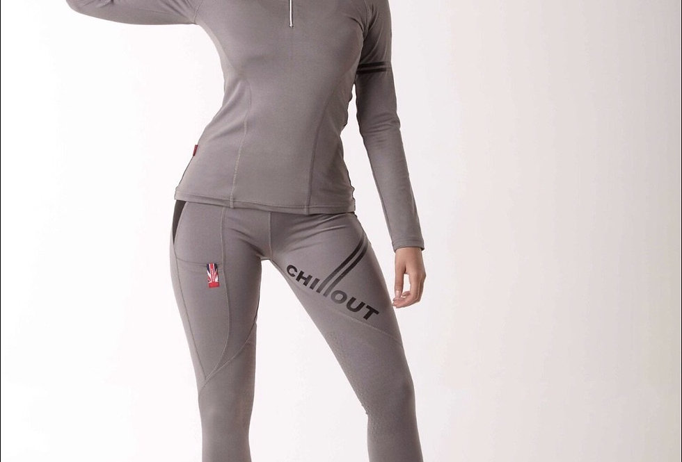 Chillout Extreme Grey base layer