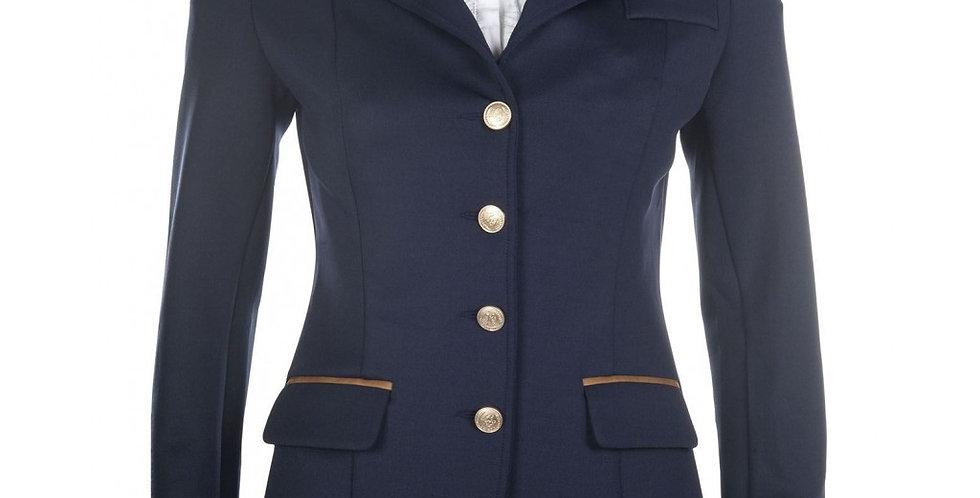 HKM - Competition jacket - LG Basic - Deep Blue