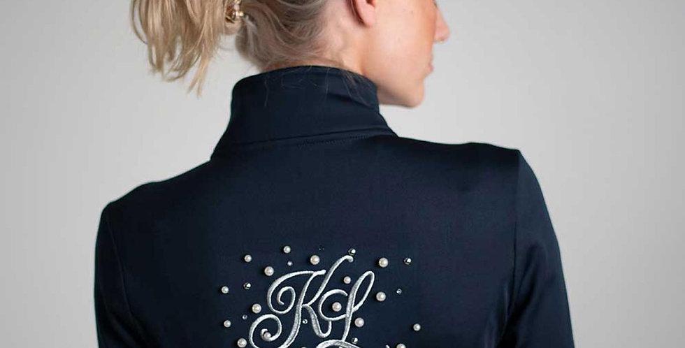 Kingsland Jenny Fleece Jacket Navy Blazer