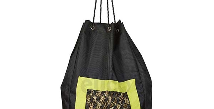 Elico Plymouth Haybag (Black/Lime Green)