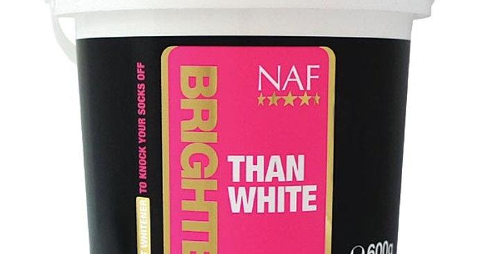 NAF Brighter Than White