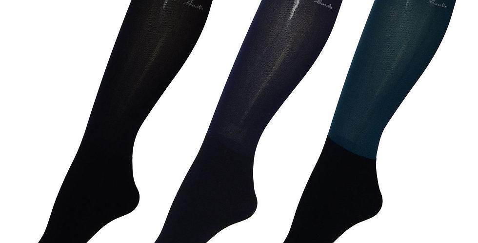 Kingsland NIKHIL UNISEX SHOW SOCKS 3-PACK
