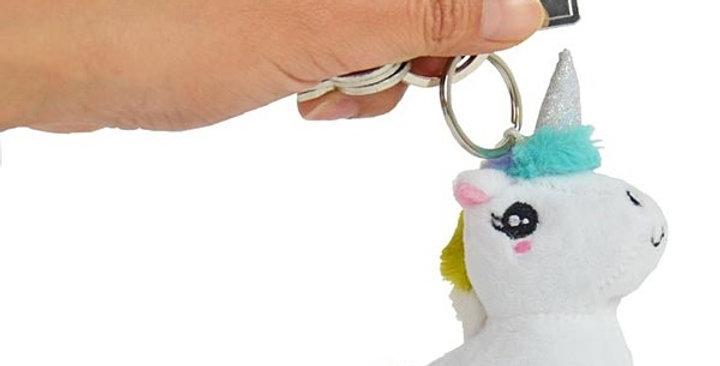 Elico Keyring - Eunice The Unicorn