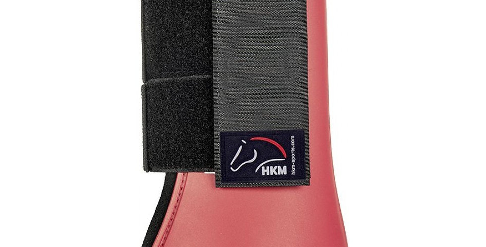 HKM - Protection boots - HKM Premium- Front Legs