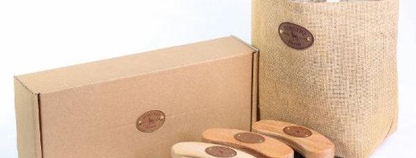 Grooming Kit Borstiq in Box