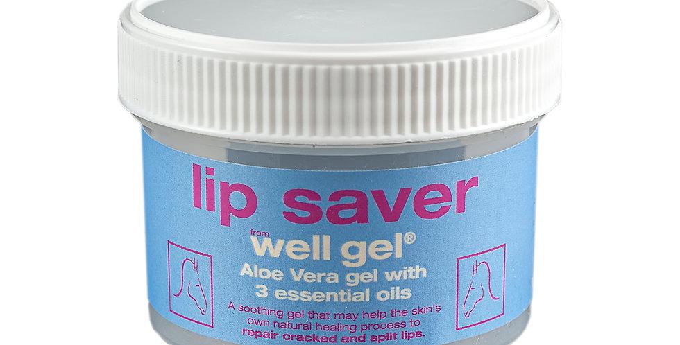 WELL GEL Lip Saver 100g Pot