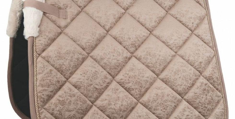 HKM - Saddle cloth - Marley - Taupe
