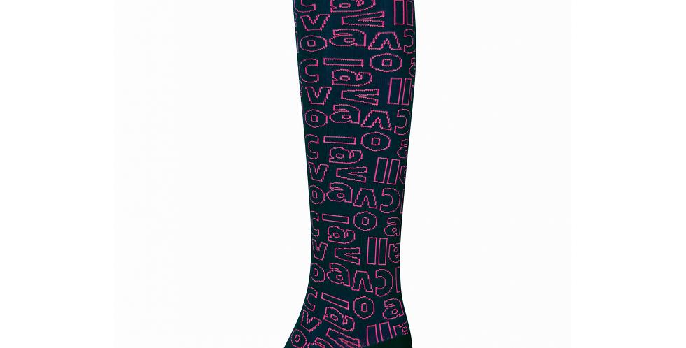 Cavallo Sasa Neon Long Socks