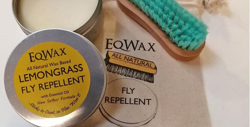 EqWax Lemongrass Equine Fly Repellent Bag