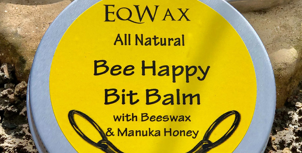 EqWax Bee Happy Bit Balm