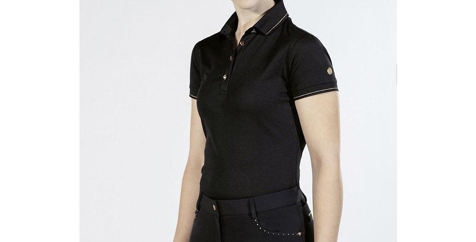 HKM Poloshirt -Rosegold Glamour