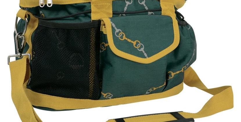 Hy Equestrian Elegant Stirrup and Bit Grooming Bag