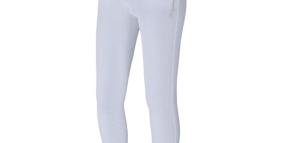 Kingsland KLkaya Ladies Full Grip Breeches (White)