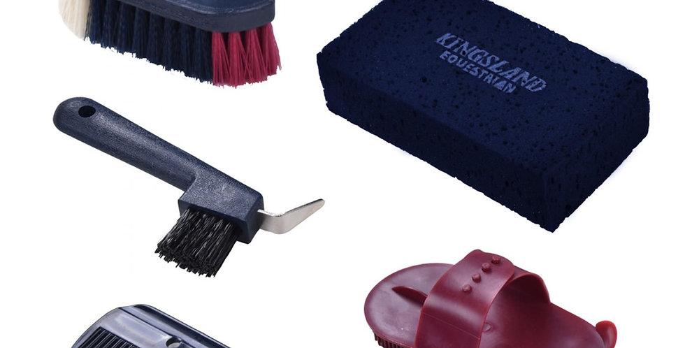 Kingsland Alden Brush Set