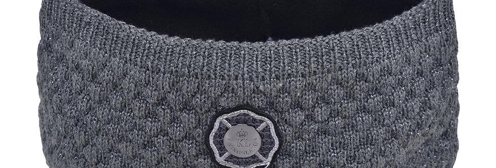 Kingsland Embroidered Headband Grey