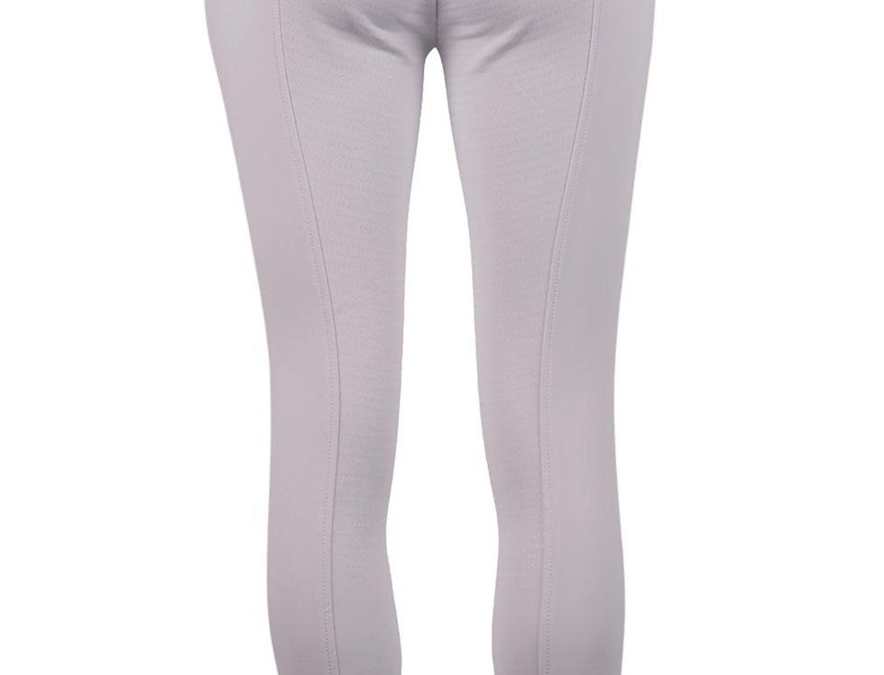 Montar Lislot Foil Soft-Tech Breeches - White Fullgrip