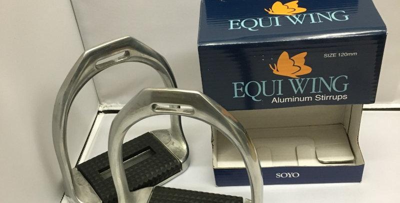 Equi-Wing Aluminium Stirrups