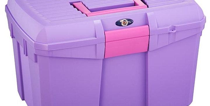 Plastica Panaro Groom Box - Purple