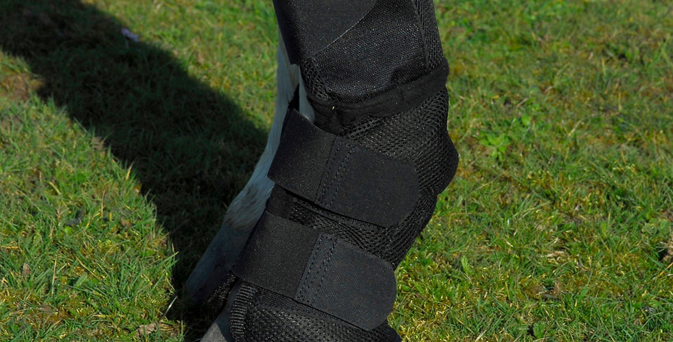 Rhinegold Fly Boot- Fly Free Summer Mesh Boot