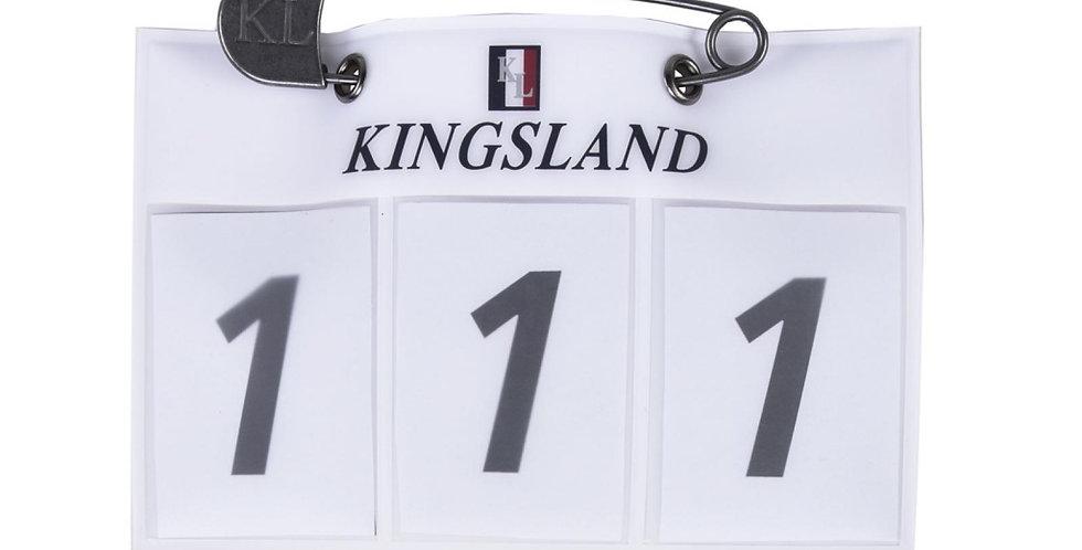 Kingsland Number Holder