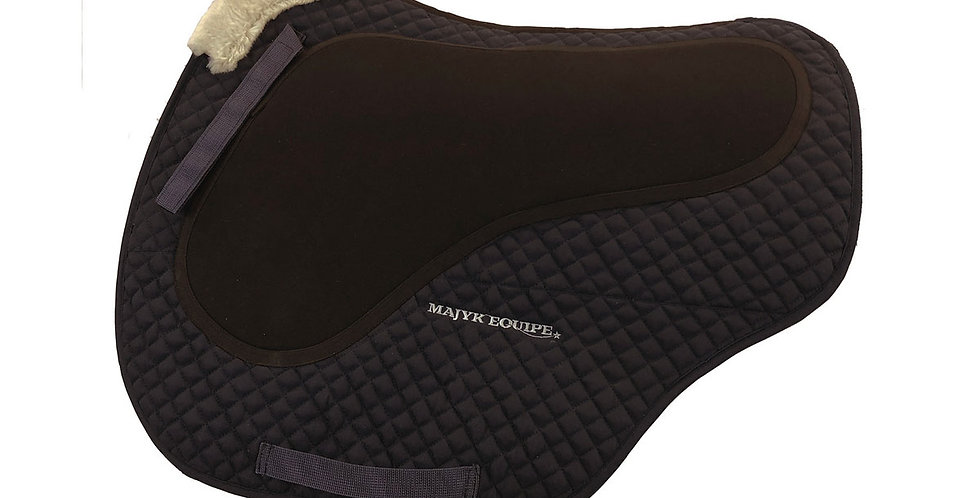 Majyk Impact Non Slip Jump Pad - Wither Relief Black