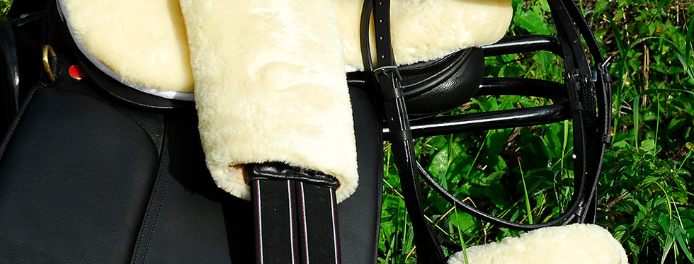 Rhinegold Luxe Seat Saver