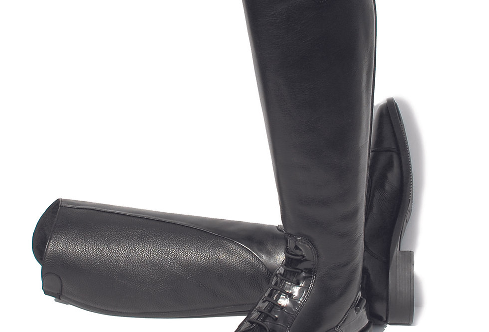 Rhinegold Elite Santorini Long Leather Riding Boot