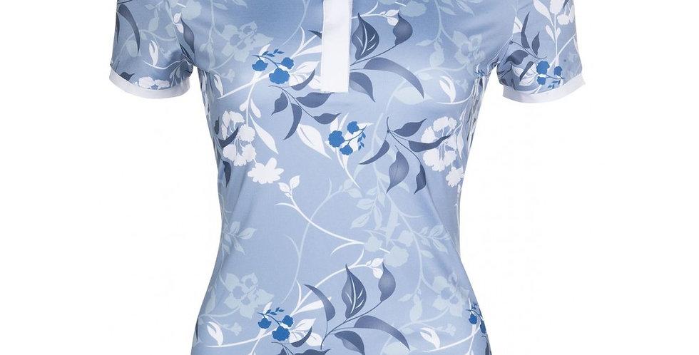 HKM competition shirt Sole Mio Floral Joy