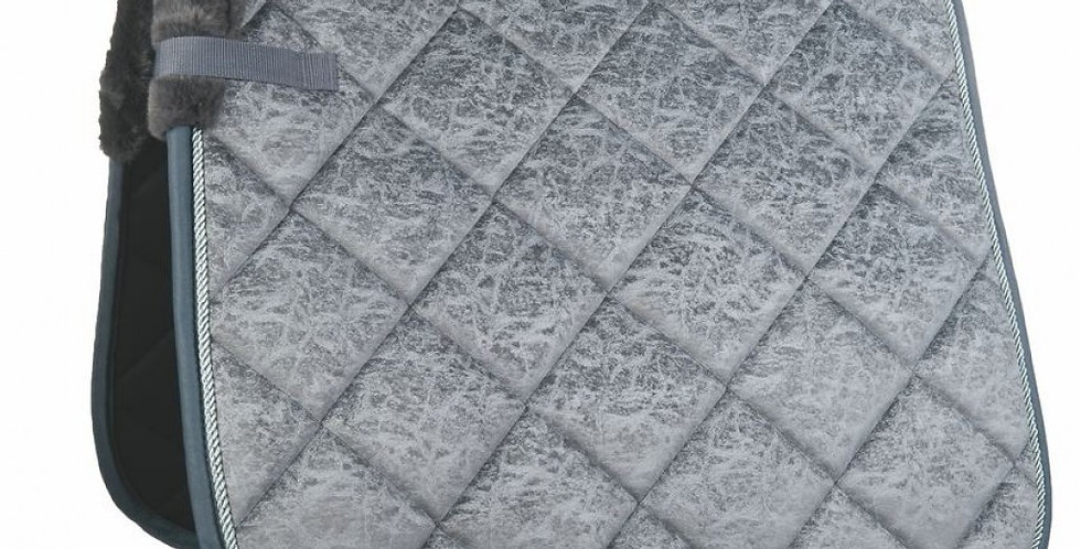 HKM - Saddle cloth - Marley - Grey