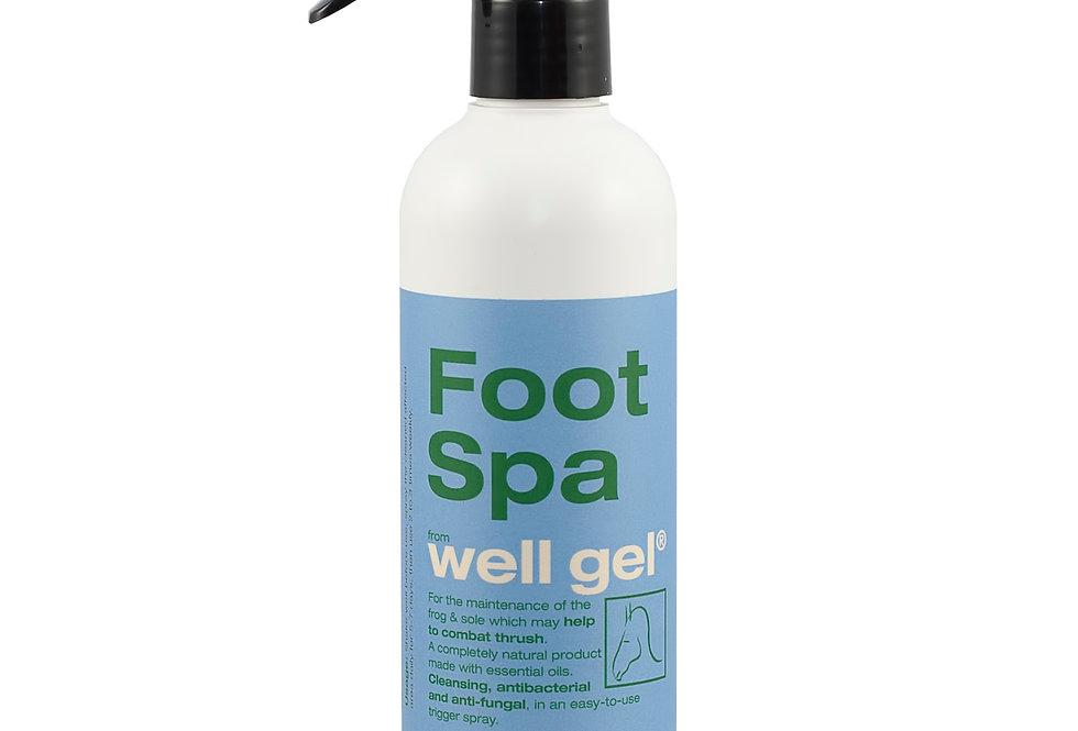 Well Gel Foot Spa 200g Spray Bottle