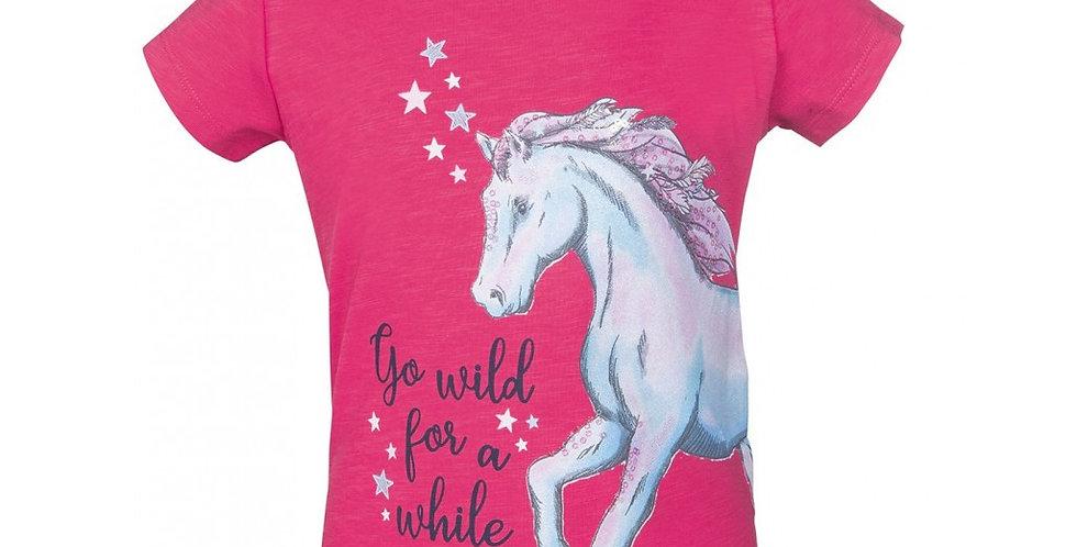 HKM T-shirt -Strawberry Ice