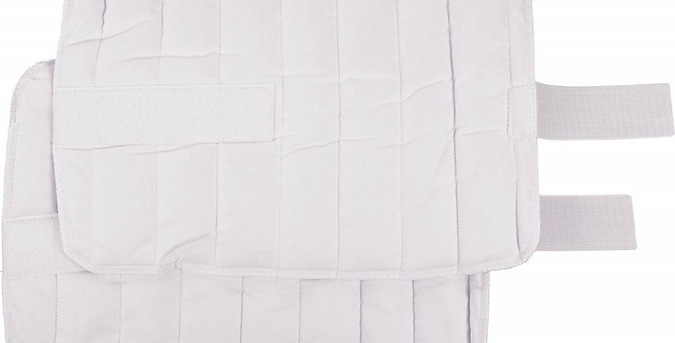 HKM - Bandage pad with touch-close straps