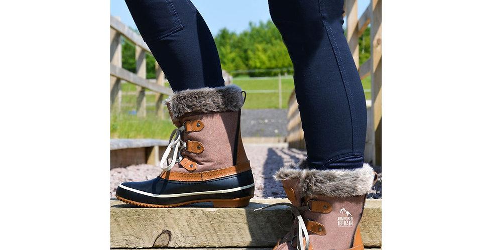 HyLAND Short Mont Blanc Winter Boots
