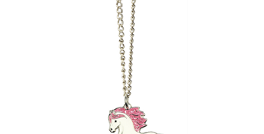 HappyROSS White Star Necklace