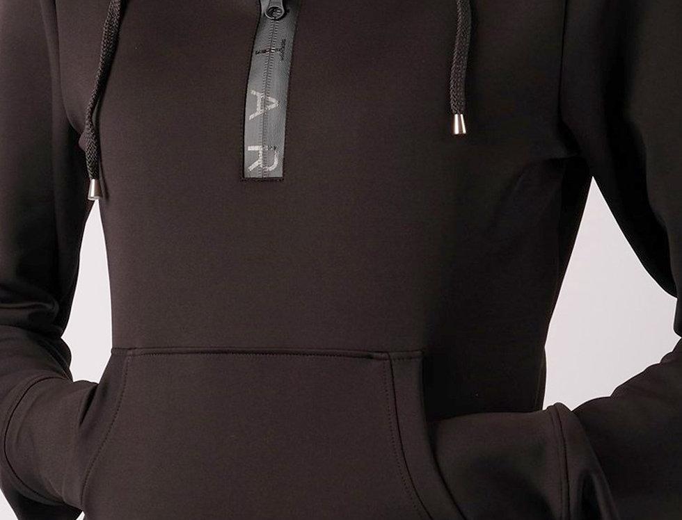 Montar Amaya Softshell Hoody - Black