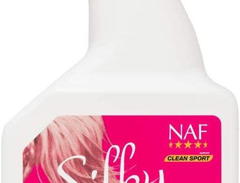 NAF Silky (Mane & Tail D-Tangler) 750ml