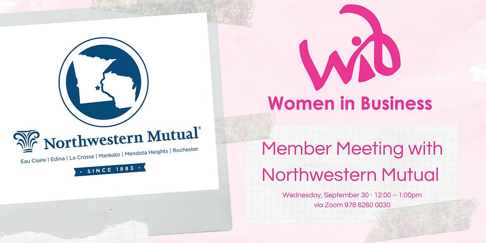 Member Meeting with Northwestern Mutual